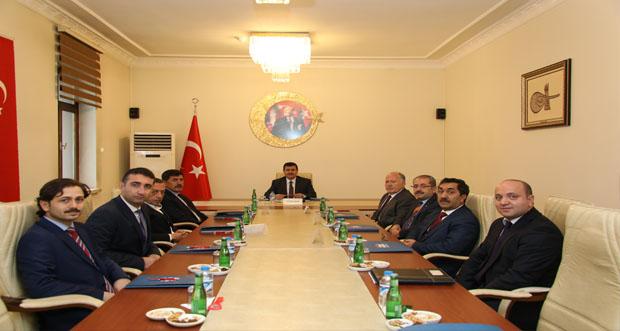 KUDAKA 118. Yönetim Kurulu Toplantısı Erzincan'da Gerçekleştirildi