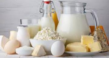 Ticari süt işletmelerince Ekim ayında 753 bin 569 ton inek sütü toplandı