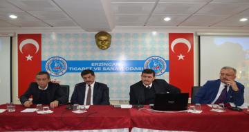 2019 Yılı İkinci İl Ekonomi Toplantısı Düzenlendi