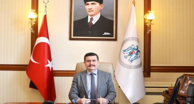 Erzincan Valisi Ali Arslantaş Yeni Yıl Dolayısıyla Bir Kutlama Mesajı Yayımladı