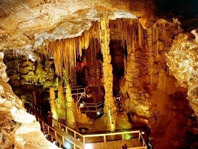 Karaca Mağarası 120 Bini Aşkın Misafir Ağırladı