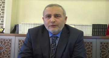 İl Müftüsü Çetin'den Tabure Açıklaması