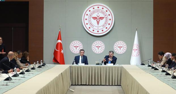 Sağlık Bakanı Dr. Fahrettin Koca ve Milli Eğitim Bakanı Ziya Selçuk Koronavirüs Bilim Kurulu Toplantı sonrası açıklamalarda bulundu