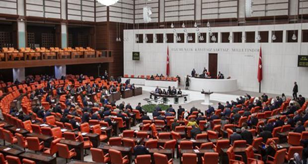 Koronavirüs Önlemleri Meclis'ten Geçti