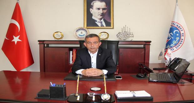 Erzincan Ticaret ve Sanayi Odası Başkanı Tanoğlu üyelerin yeni taleplerini ilgili makamlara iletti