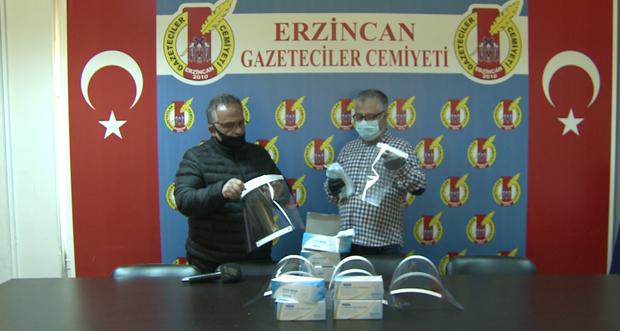 EGC BASIN ÇALIŞANLARINA MASKE DAĞITTI