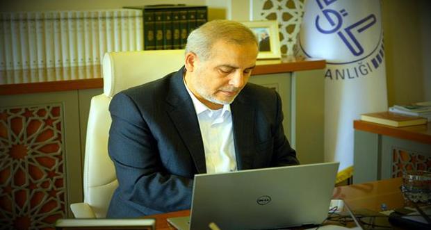 Erzincan İl Müftüsü Mehmet Emin ÇETİN'in Berât Gecesi Mesajı