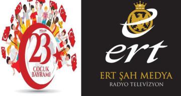 23 NİSANI ERT ŞAH TV DE KUTLAYALIM