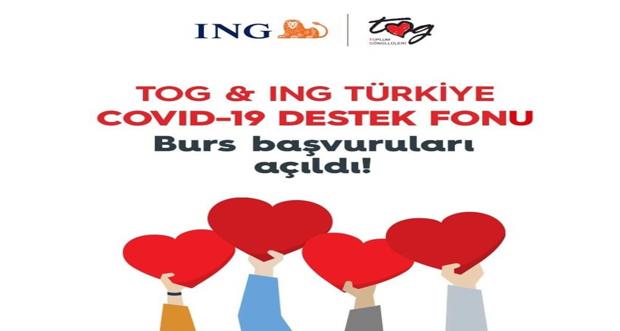 TOG & ING Türkiye Covid-19 Destek Fonu