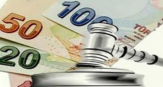 Erzincan'da kurul kararlarına riayet etmemekten dolayı toplam 847.671,00 TL idari para cezası uygulanmıştır