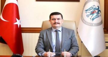 Erzincan Valisi Ali Arslantaş'tan Taziye Mesajı