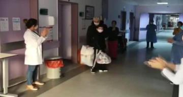 Tunceli'de 6 pozitif vak'adan iyileşen 2 hasta taburcu edildi