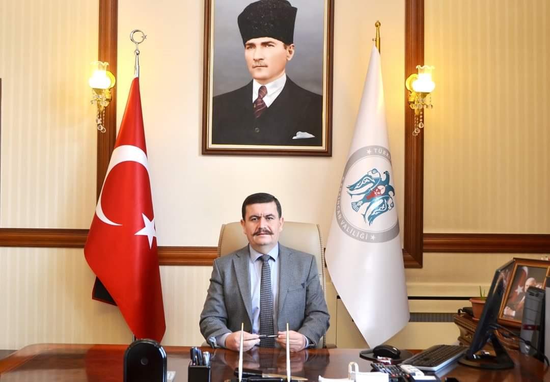 Erzincan Valisi Ali Arslantaş Türk Polis Teşkilatının Kuruluşunun 175. Yıl Dönümü Münasebetiyle Bir Mesaj Yayımladı