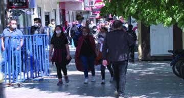 Erzincan ilinde genç nüfusun toplam nüfus içindeki oranı %17,8 oldu