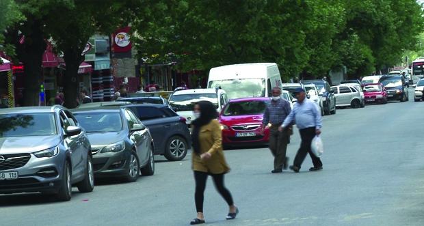 Nisan ayında 40 bin 171 adet taşıtın trafiğe kaydı yapıldı