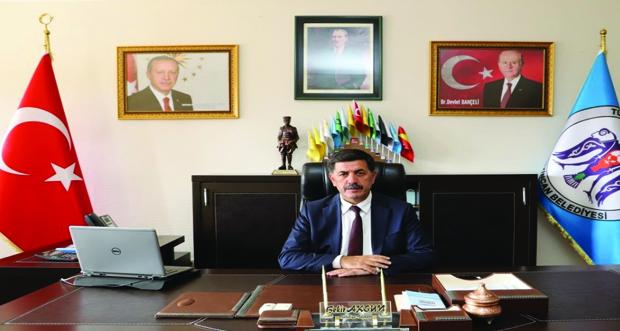 Erzincan Belediye Başkanı Bekir Aksun, Ramazan Bayramı Mesajı Yayımladı