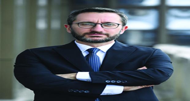 İletişim Başkanı Fahrettin Altun, Washington Times gazetesinde bir makale yayımladı!