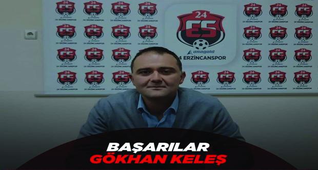 As Başkanı Gökhan KELEŞ Kulüp Başkanlığına seçilmiştir