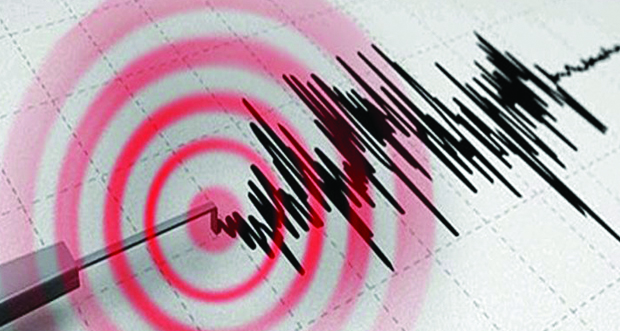 Kemaliye'de Deprem