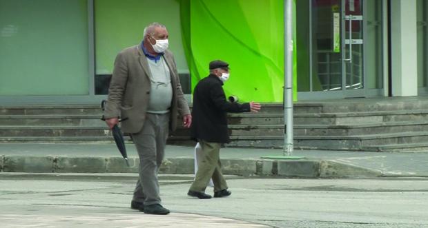 65 yaş üstü vatandaşlar kurallara dikkat etti