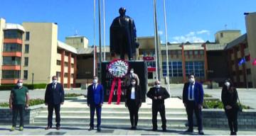 Erzincan'da 5 Haziran Dünya Çevre Günü Kutlandı