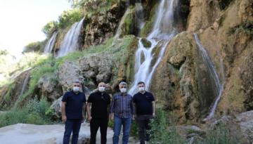 Vali Mehmet Makas Turizm Alanlarında İncelemelerde Bulundu
