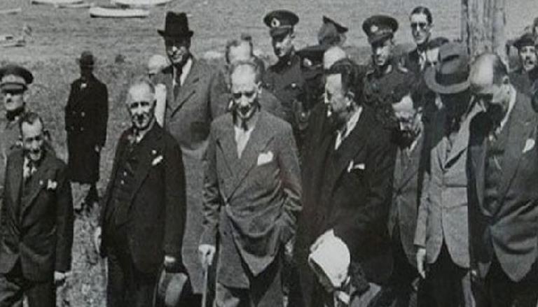 Atatürk'ün Erzincan Ziyaretleri