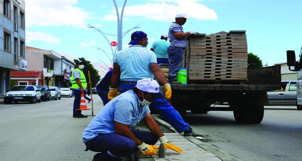 Erzincan Belediyesi Çalışmalarını Aralıksız Devam Ediyor