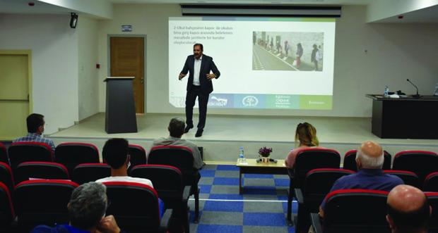 Merkezi Sınav Öncesi Ortaokul Müdürleri İle Değerlendirme Toplantısı