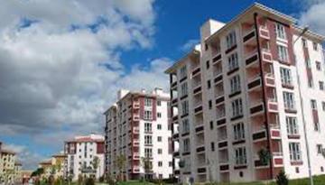 Erzincan'da 2020 Mayıs ayında 149 konut satıldı