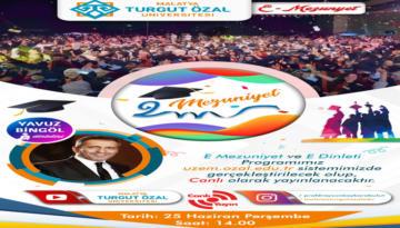 """MTÜ'de Covid-19 nedeniyle """"E-Mezuniyet Töreni"""" düzenleniyor"""