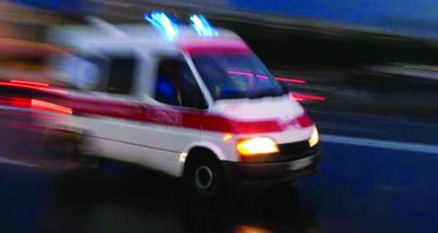 Erzincan'da trafik kazasında 5 kişi yaralandı