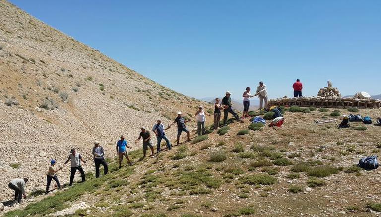 Erzincan'da katledilen Alevilerin anısına yapılan Zini Gediği Anma Mekanına saldırı