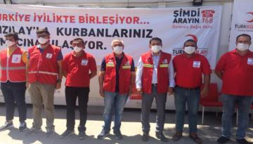 Türk Kızılay'ından Kurban Bağışı Kampanyası