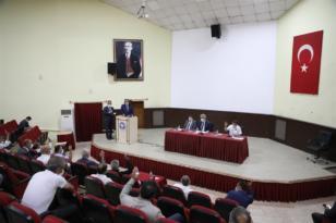 Turizm Doğa Sporları ve Çevre Birliği ile Mahalli İdareler Birliği'nin Toplantısı Gerçekleştirildi