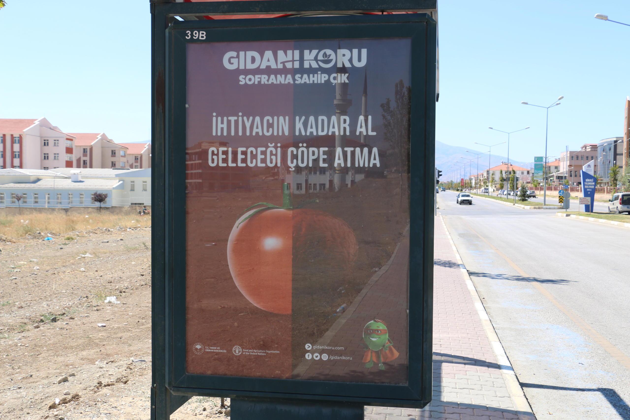 """""""GIDANI KORU SOFRANA SAHİP ÇIK"""""""