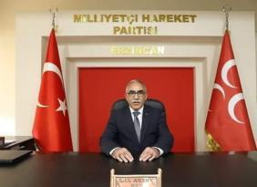 MHP İL BAŞKANI AKSU'DAN AHİLİK HAFTASI MESAJI