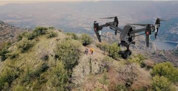 DRONE TAKİBİ İLE 18 BİN 900 TL CEZA KESİLDİ