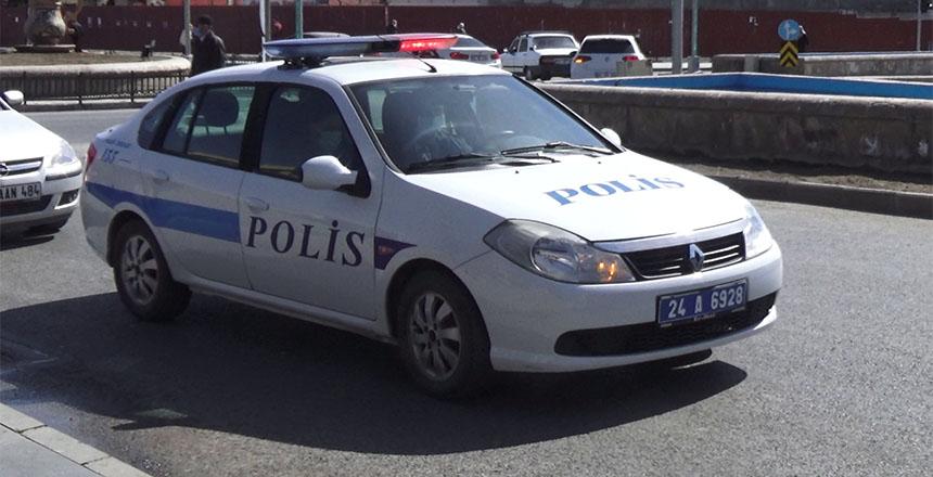 POLİS EKİPLERİ HALKA UYARI ANONSLARI YAPTI