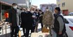 VALİ MAKAS'TAN COVID-19 DENETİMLERİ