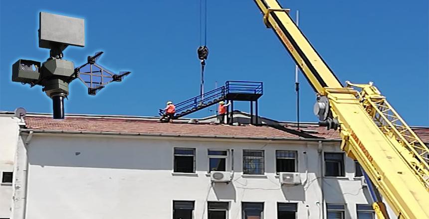ERZİNCAN EMNİYETİ DRONESAVAR YERLEŞTİRDİ
