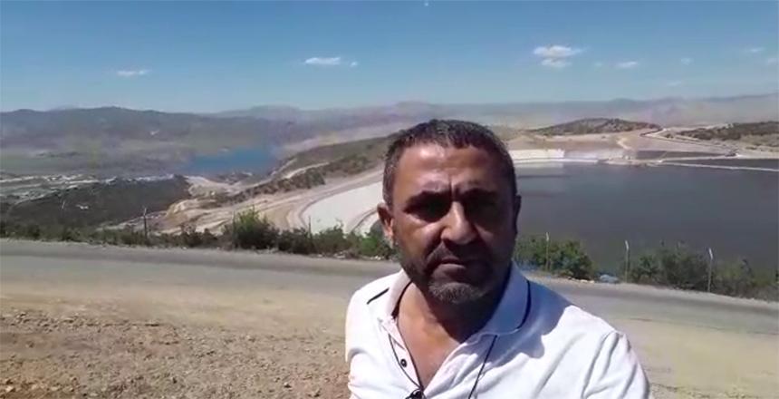 """""""ALTIN MADENİ ÇEVRE KATLİAMINA NEDEN OLUYOR"""""""