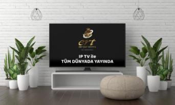 """ERT ŞAH TV """"IP TV""""DEN DÜNYAYA YAYIN YAPIYOR"""