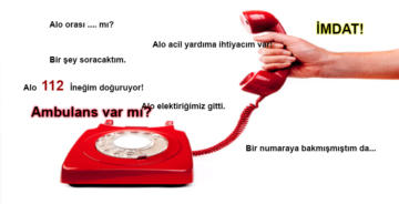 ÖNEMLİ TELEFON NUMARALARI