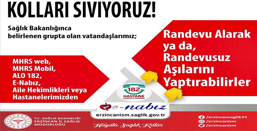 'AŞI İLE KOVID-19'A DUR DEMELİYİZ'