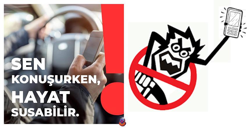 """""""SEN KONUŞURKEN HAYAT SUSABİLİR"""""""