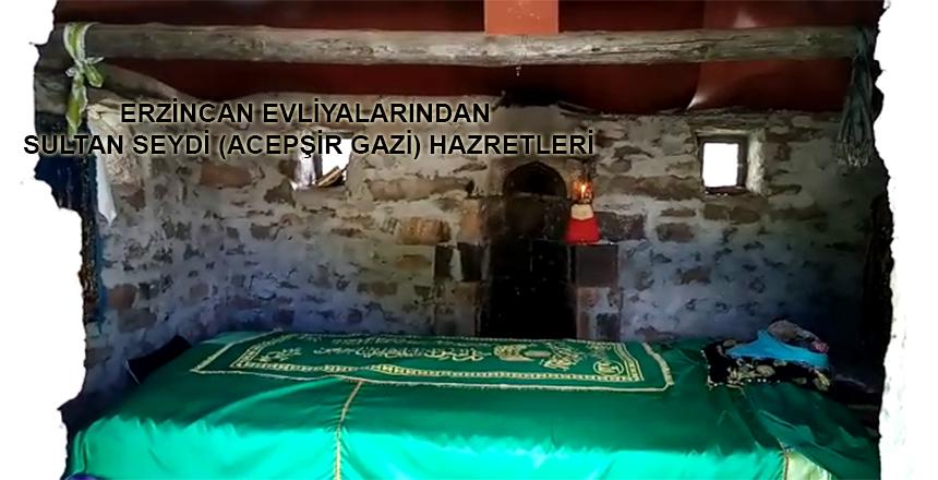 """TARİHTEN BUGÜNE """"SULTAN SEYDİ"""""""