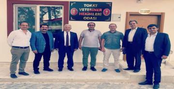 VETERİNER HEKİMLER BİR ARAYA GELDİ
