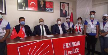 "CHP'DEN ""ERZİNCAN SAHA ÇÖZÜM HAREKETİ"""