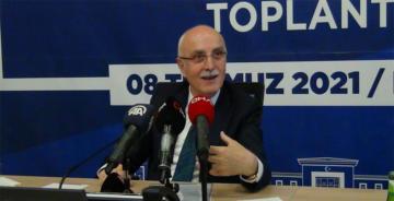 İZDES2 TOPLANTISI ERZİNCAN'DA DÜZENLENDİ